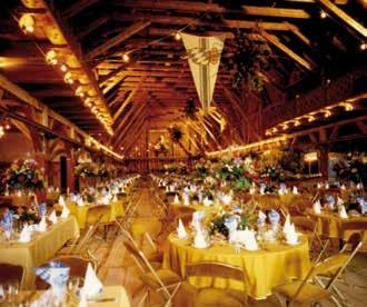 """In der Bucentaur-Halle fand 1978 das Fest zum 90. Geburtstag statt – """"in der Tradition höfischer Lustbarkeiten""""! Foto: BYC-Archiv"""