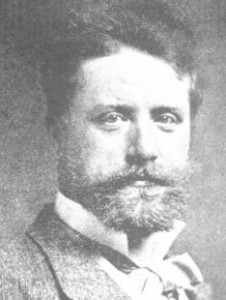 Gründungspräsident Hofrat Edgar Hanfstaengl
