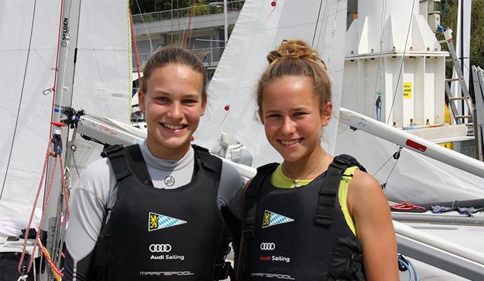 Anna Lena Klöckner & Sophie Steinlein
