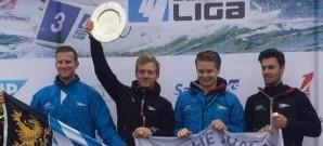 Steuermann Maxi Hibler & Poldi Lindner, Nick Beulke, Jan Nürnberger