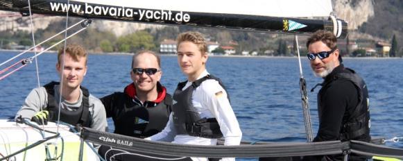 Andi Achterberg, Nico Jansen, Nic Corsi
