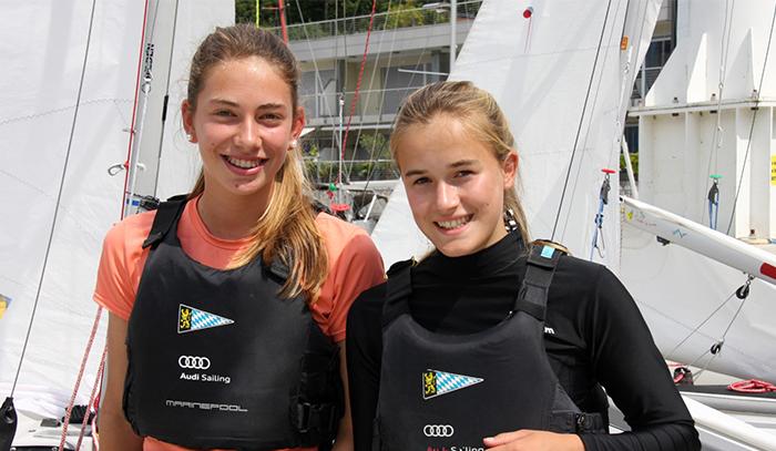 Maike Lenkmann & Sophie Laböck