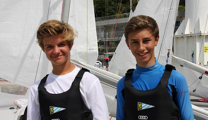Philipp Hall & Moritz v. Weidenbach