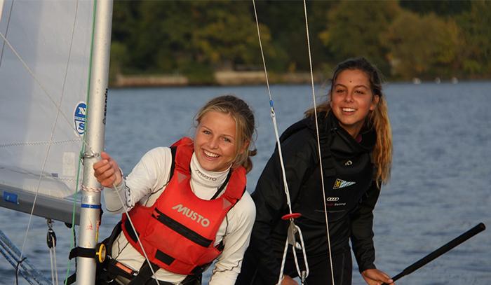 Sarah Eisenlohr & Hannah Hagen