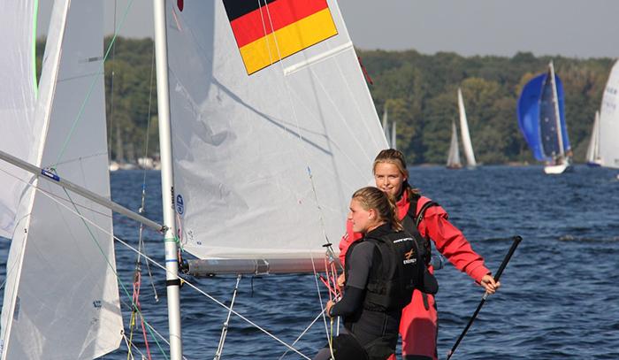 Tatjana Hoesch & Leonie Eichhorst