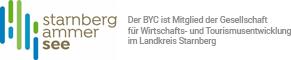 Der BYC ist Mitglied der Gesellschaft für Wirtschafts- und Tourismusentwicklung im Landkreis Starnberg